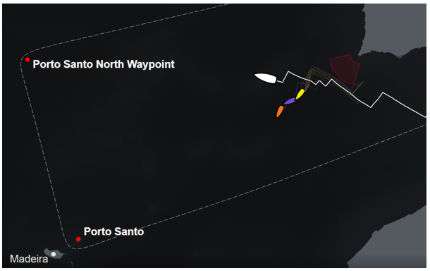 North waypoint